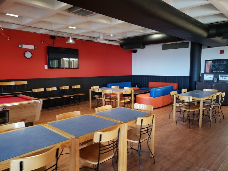 Colonel Tucker's campus bar opens today