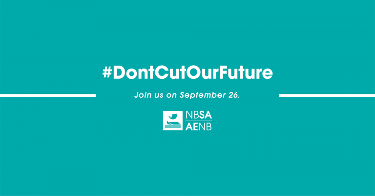 #DontCutOurFuture – Speak out against limiting educational funding