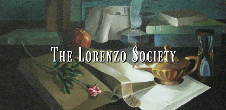 Lorenzo Society hosts a night of Atlantic Canadian literature
