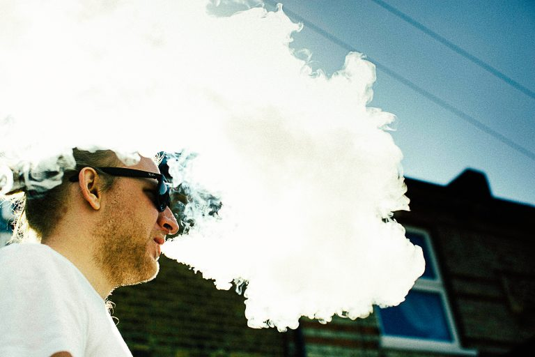 UNB student faces scary consequences of vaping