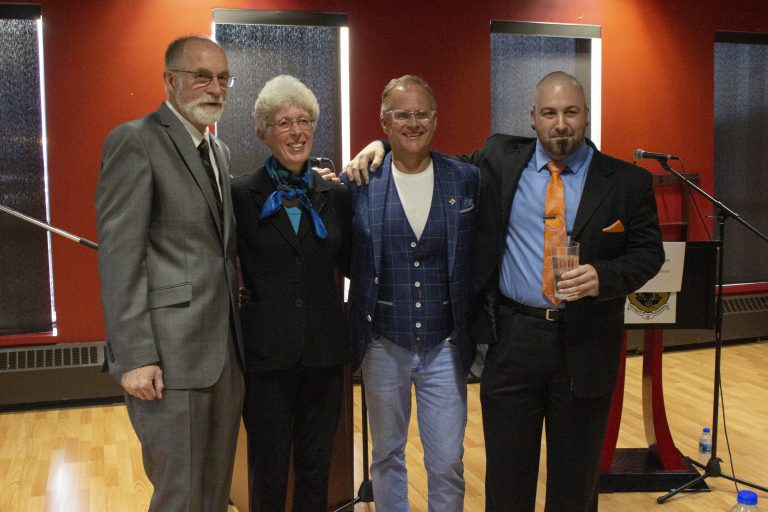 Federal candidates debate climate change at UNB